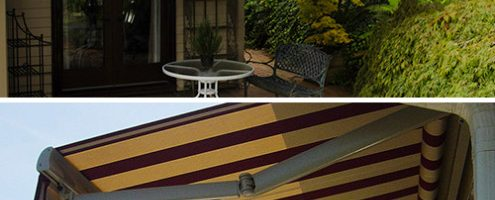 RANIER INDUSTRIES RETRACTABLE AWNINGS